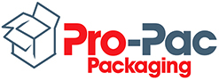 Pro Pac Packaging Full Colour Logo 247px
