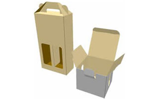 buy die cut cartons
